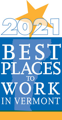 Best Place to Work award 2021